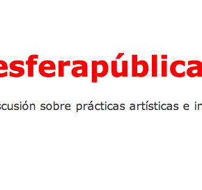 """Dossier """"Critique à l'art politique"""""""