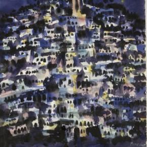 Alfred Manessier. Résonances d'Algérie