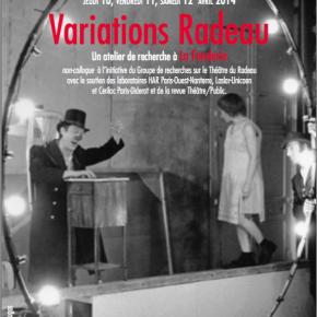 Variations Radeau