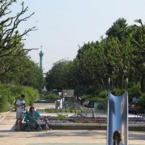 Les espaces publics et la réforme de l'espace parisien, 1900-1970