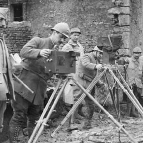 Naissance des cinémas militaires (1914-1930)