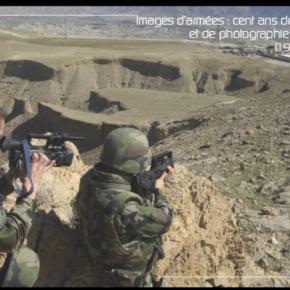 Images d'armées: cent ans de cinéma et de photographie militaires (1915-2015)